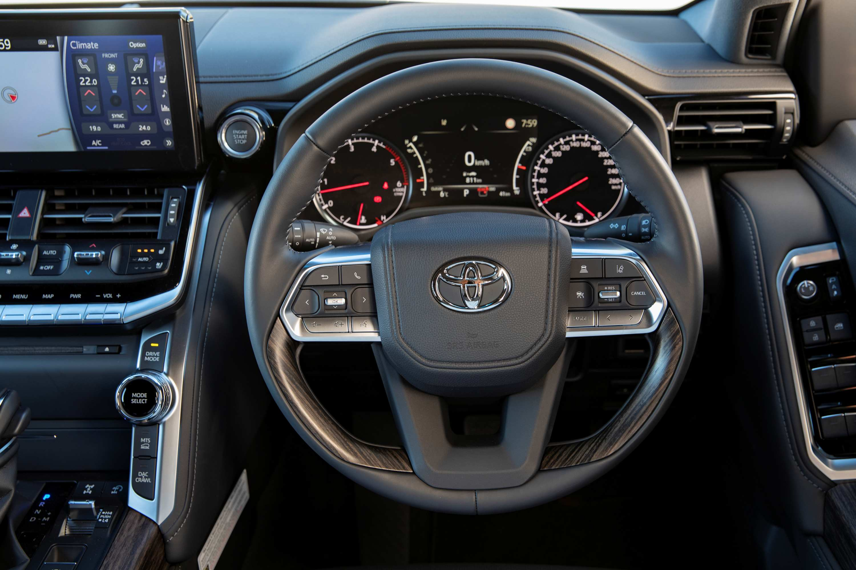 2021 Toyota LandCruiser 300 Series VX.